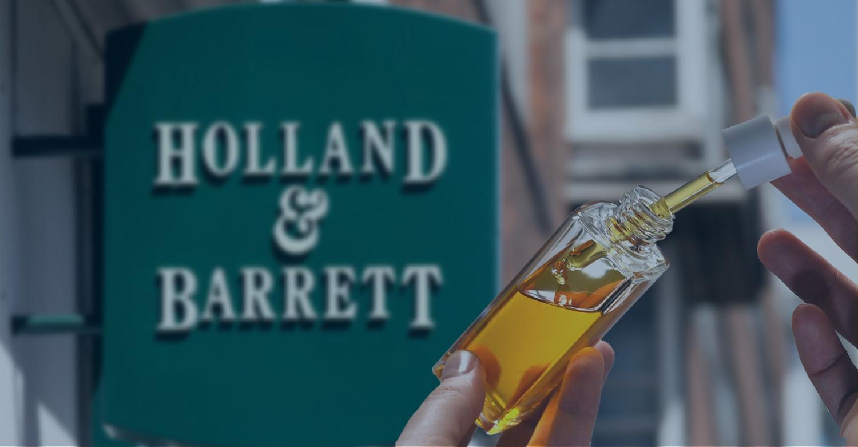 Holland & Barrett CBD Oil in the U K  - Is it Any Good