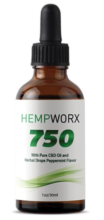 HempWorx CBD Oil UK Review - Greenshoppers