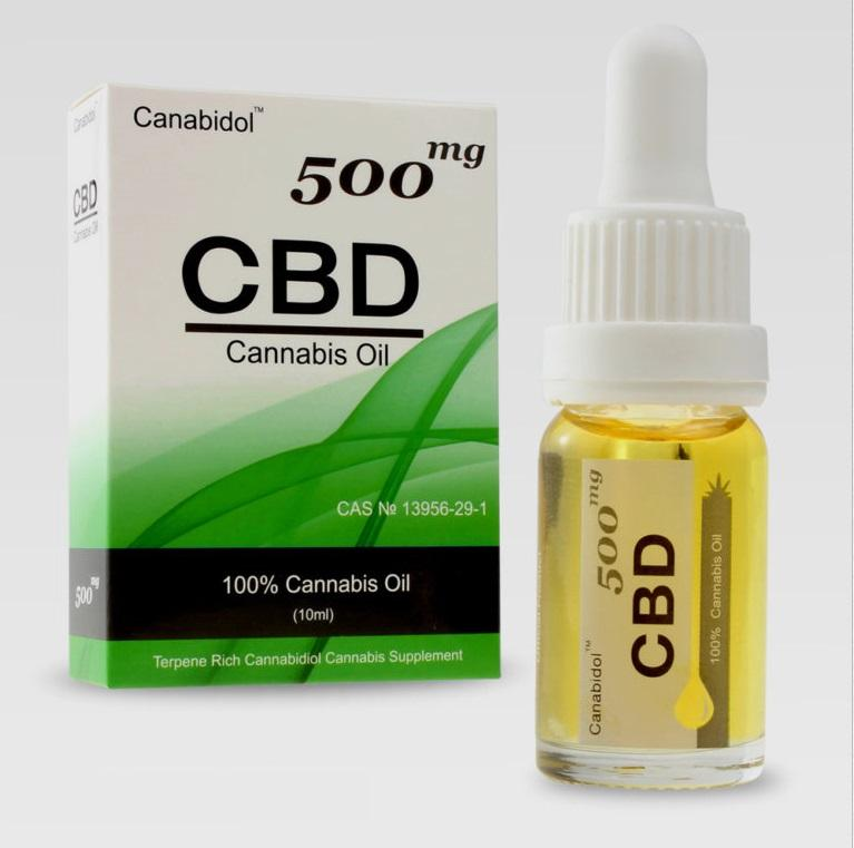 UK Wellness CBD oil