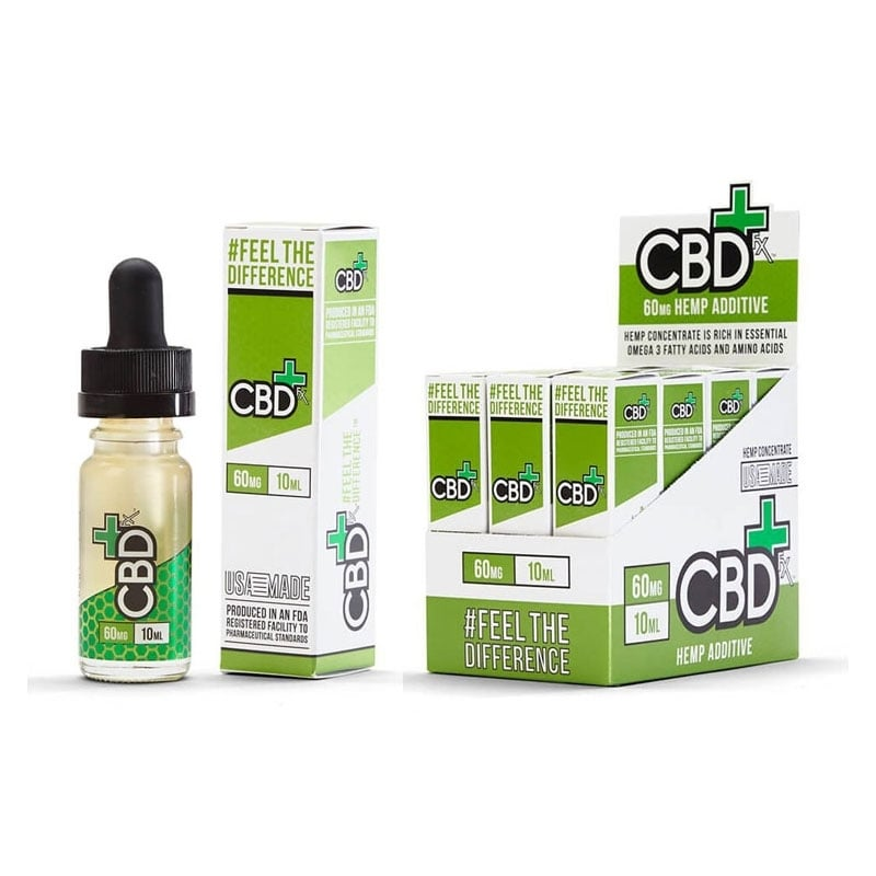 cbdfx oil review