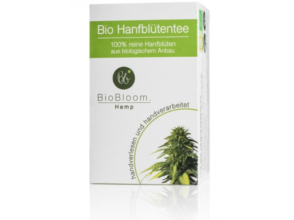 Bio Bloom Hemp CBD flower tea