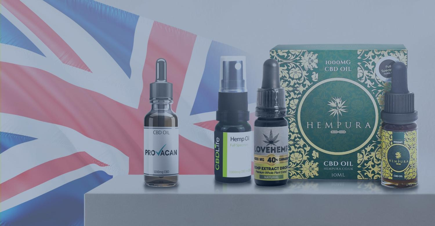 The Strongest CBD Oil UK Found [Effective for Everything]
