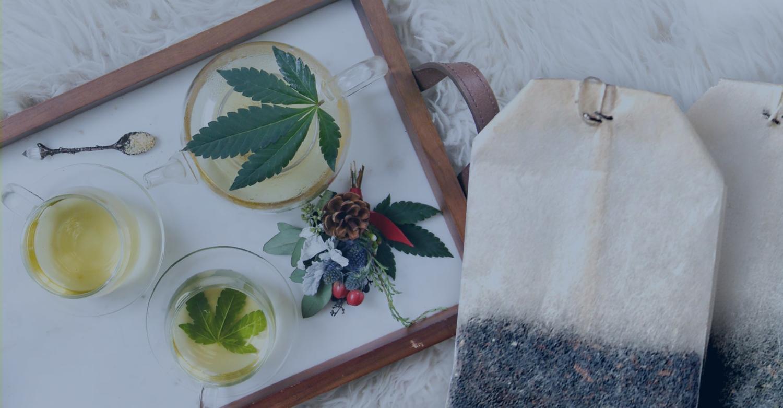 What are CBD Tea Bags? - Greenshoppers