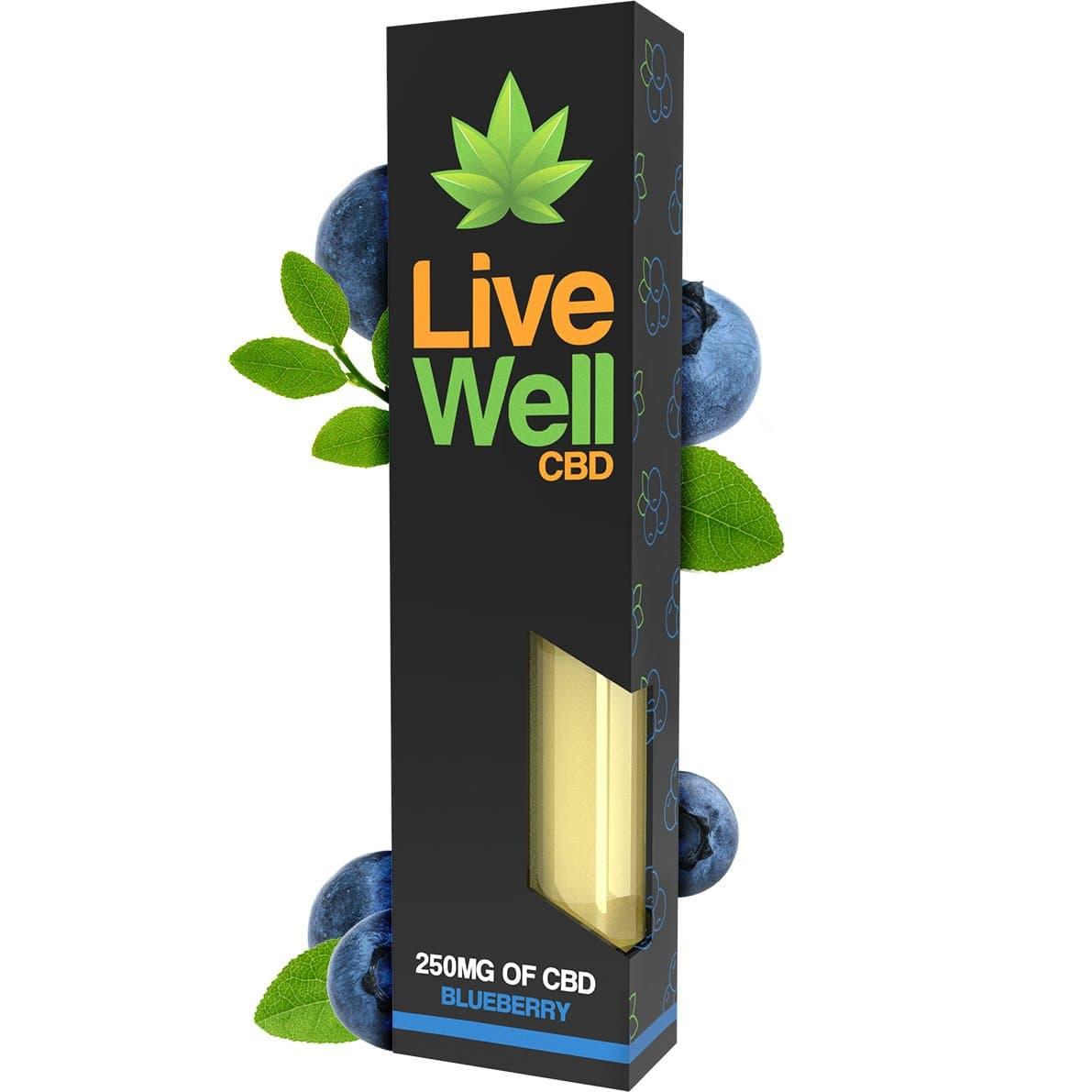 Live Well CBD Vape