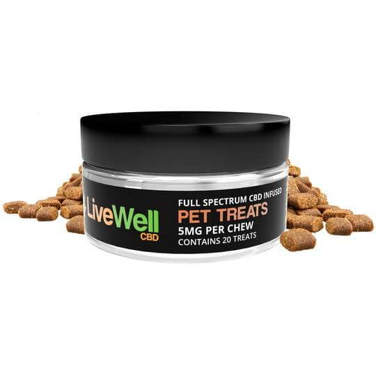 Live Well CBD Treats