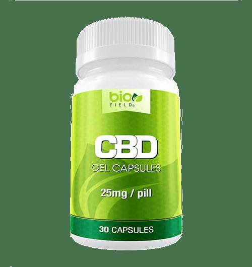 BioField CBD Capsules