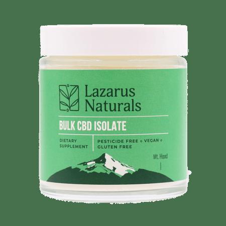 Lazarus Naturals CBD Isolates