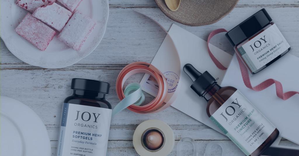 cbd softgels joy organics