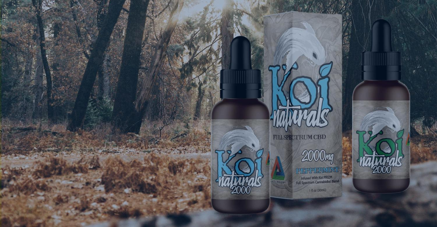 Koi CBD Brand Review [Fully Tested] - Greenshoppers