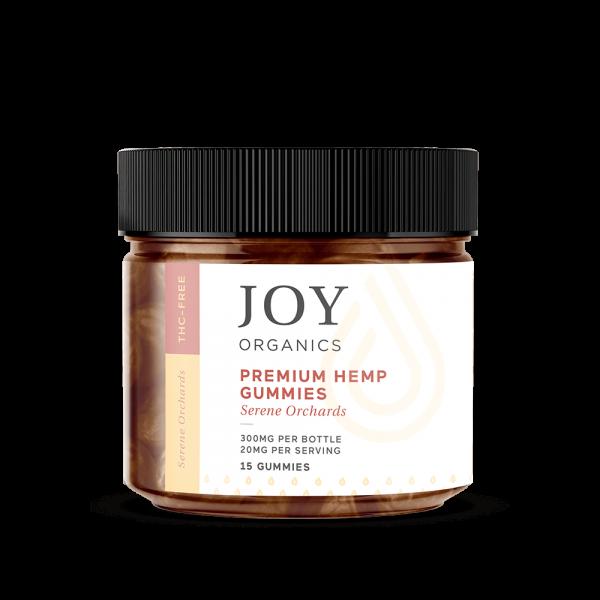 Joy Organics CBD Edibles