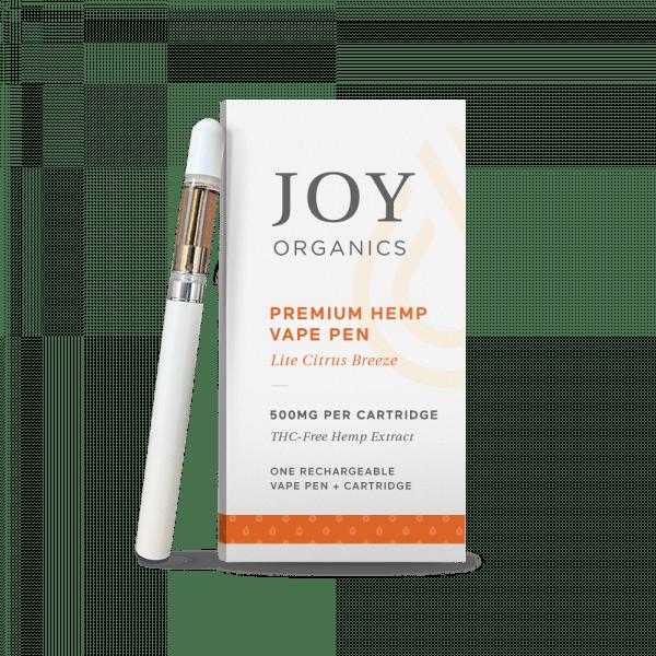 Joy Organics CBD Vapes