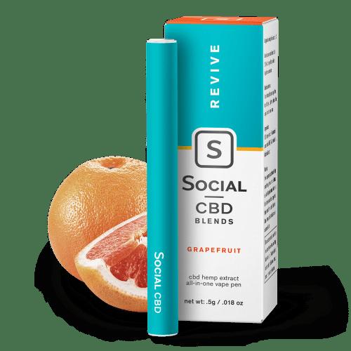 Social CBD Vapes