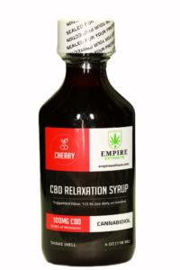 Empire Wellness CBD Syrup