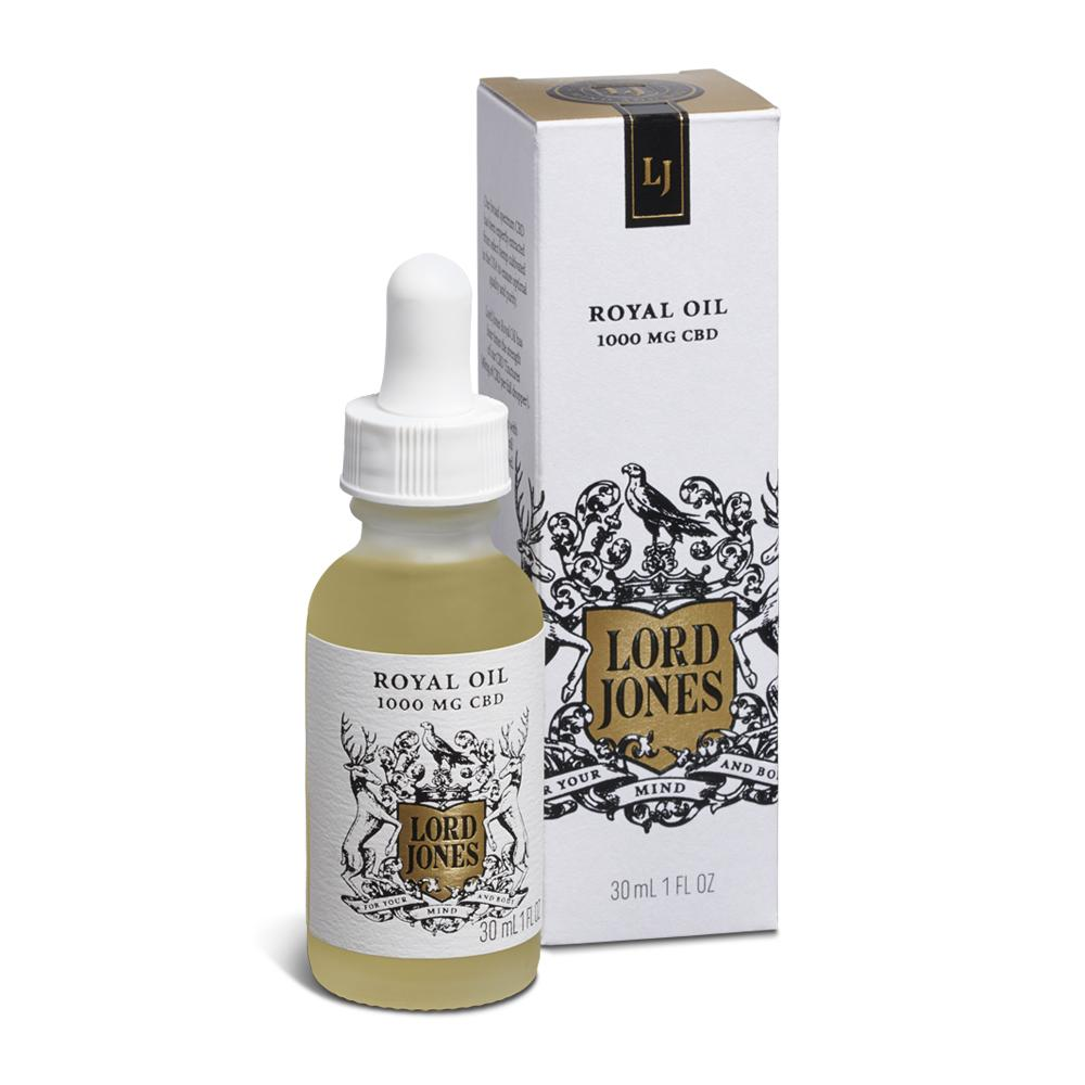 Lord Jones CBD Oils