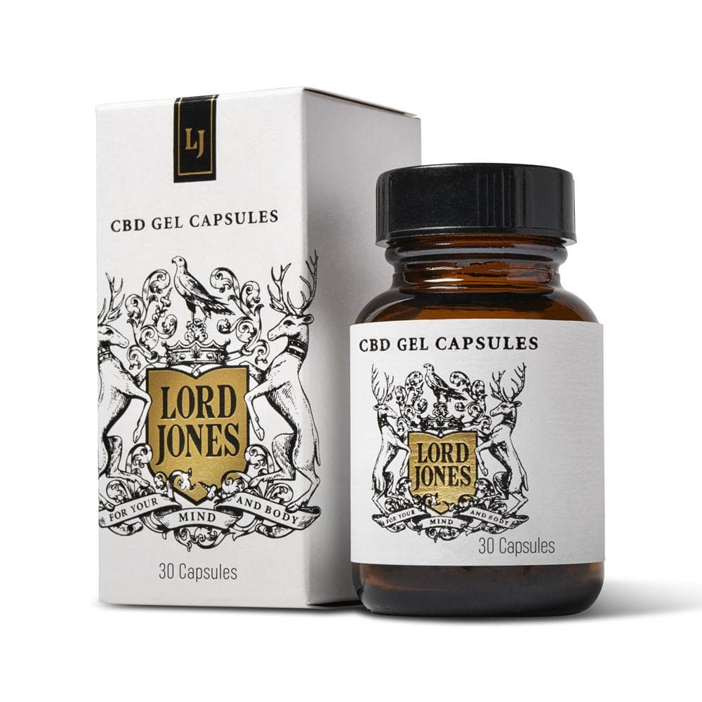 Lord Jones CBD Capsules