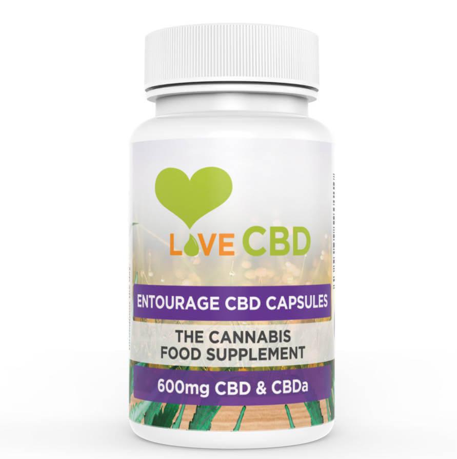 Love CBD Capsules