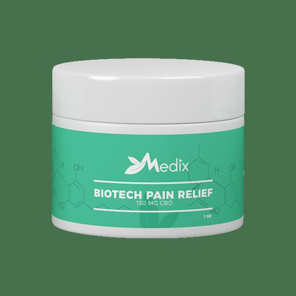 Medix CBD Topicals