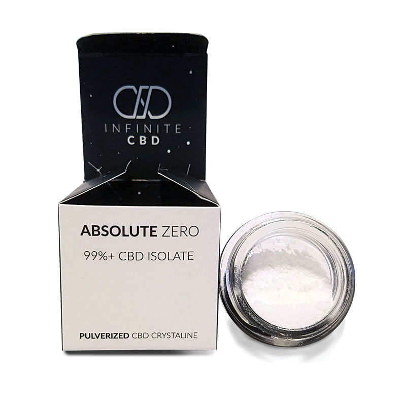 Infinite CBD Isolate