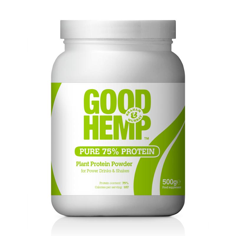 Good Hemp Protein