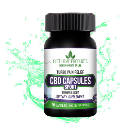 Terahemp CBD Capsules