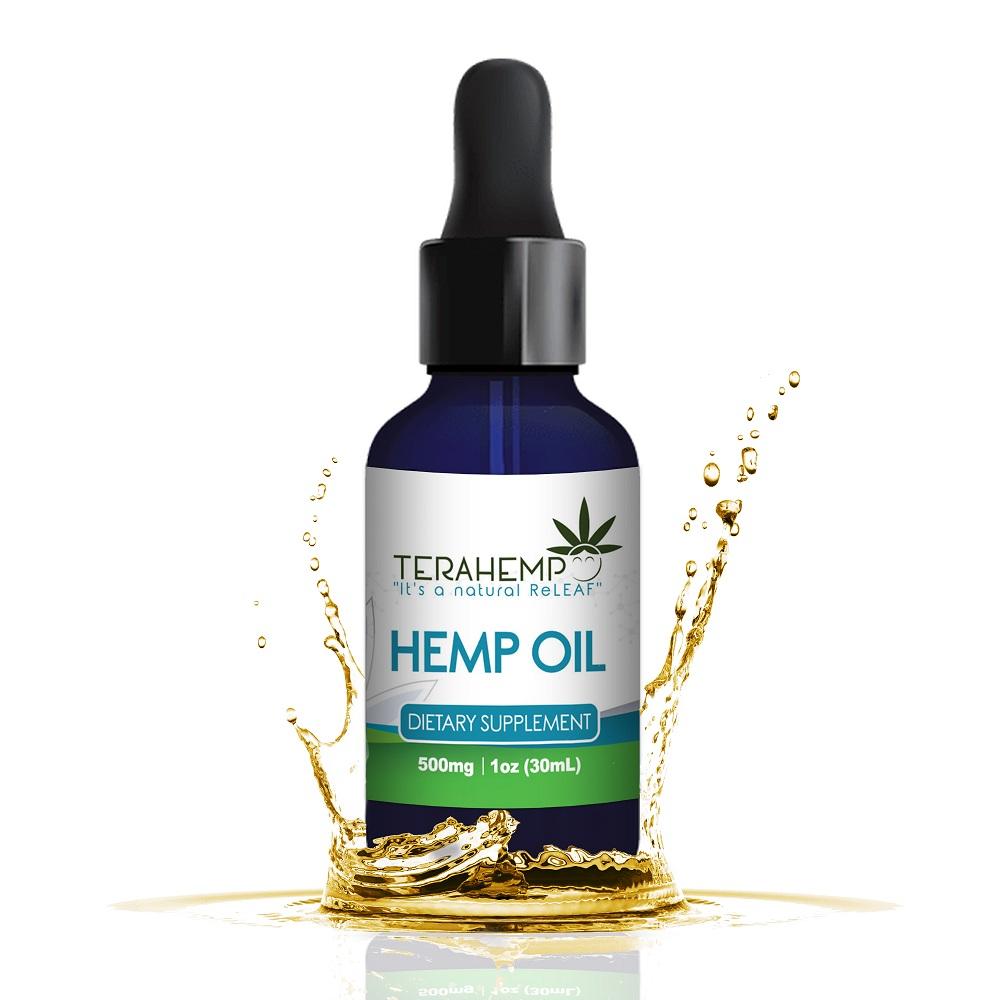 Terahemp CBD Oils