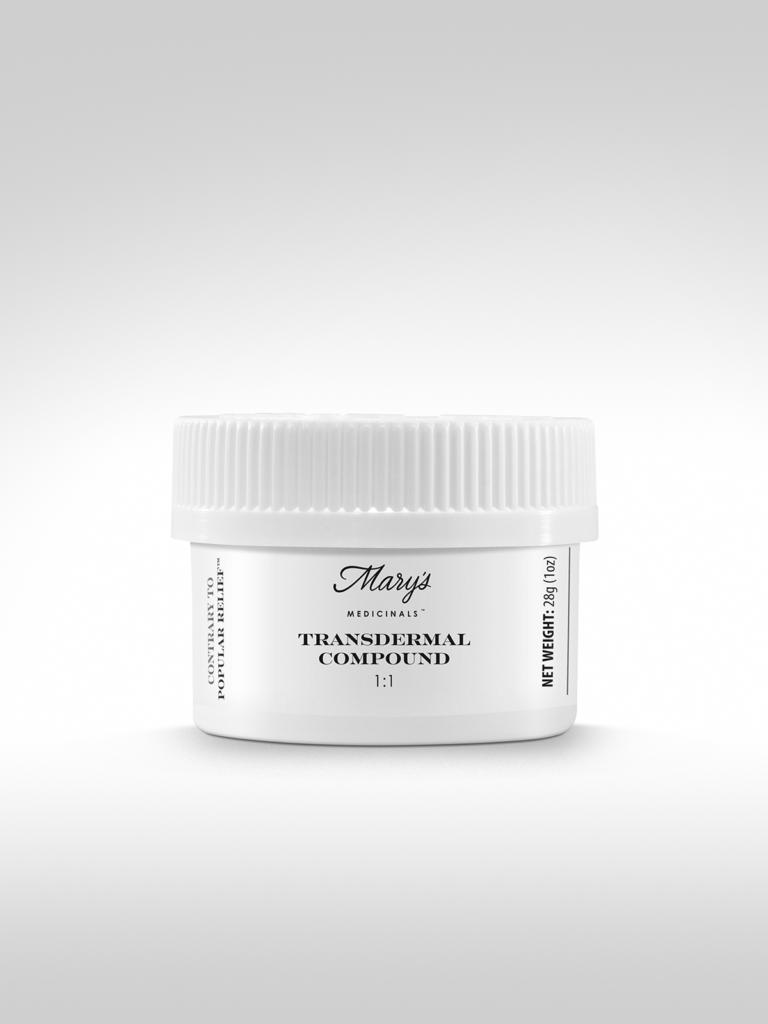 Mary's Medicinals CBD Topicals