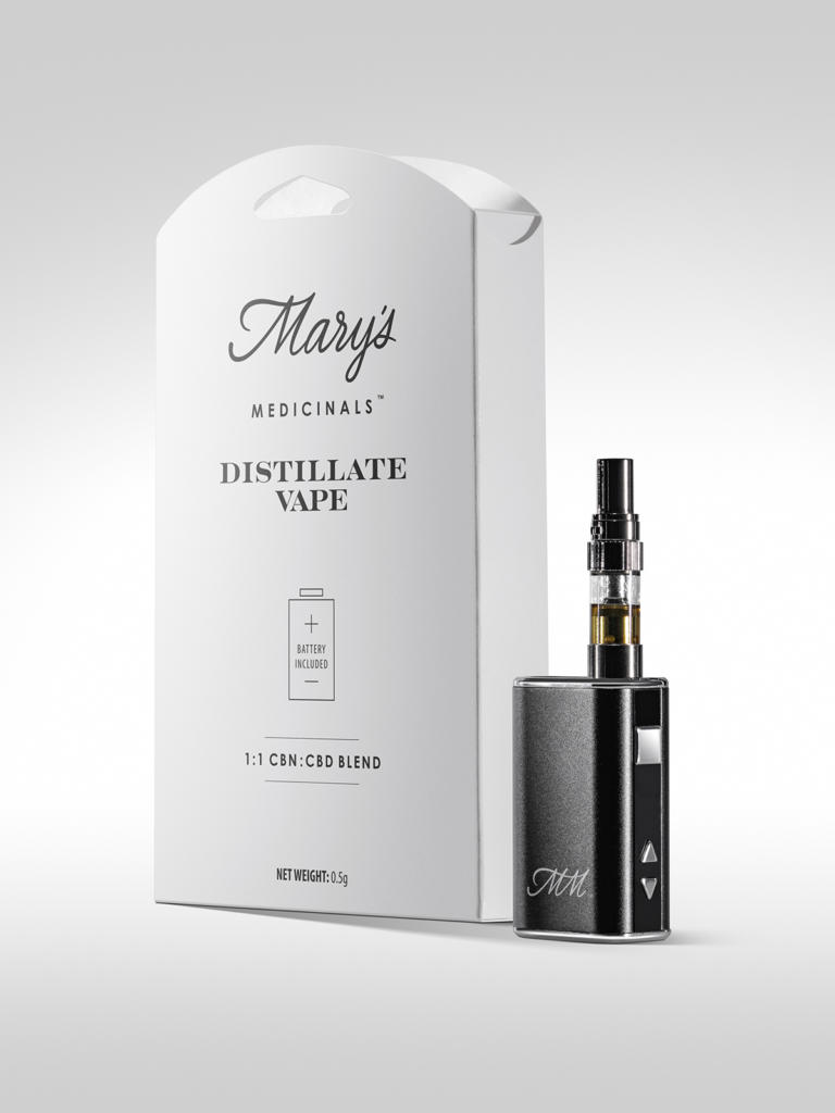 Mary's Medicinals CBD Vapes