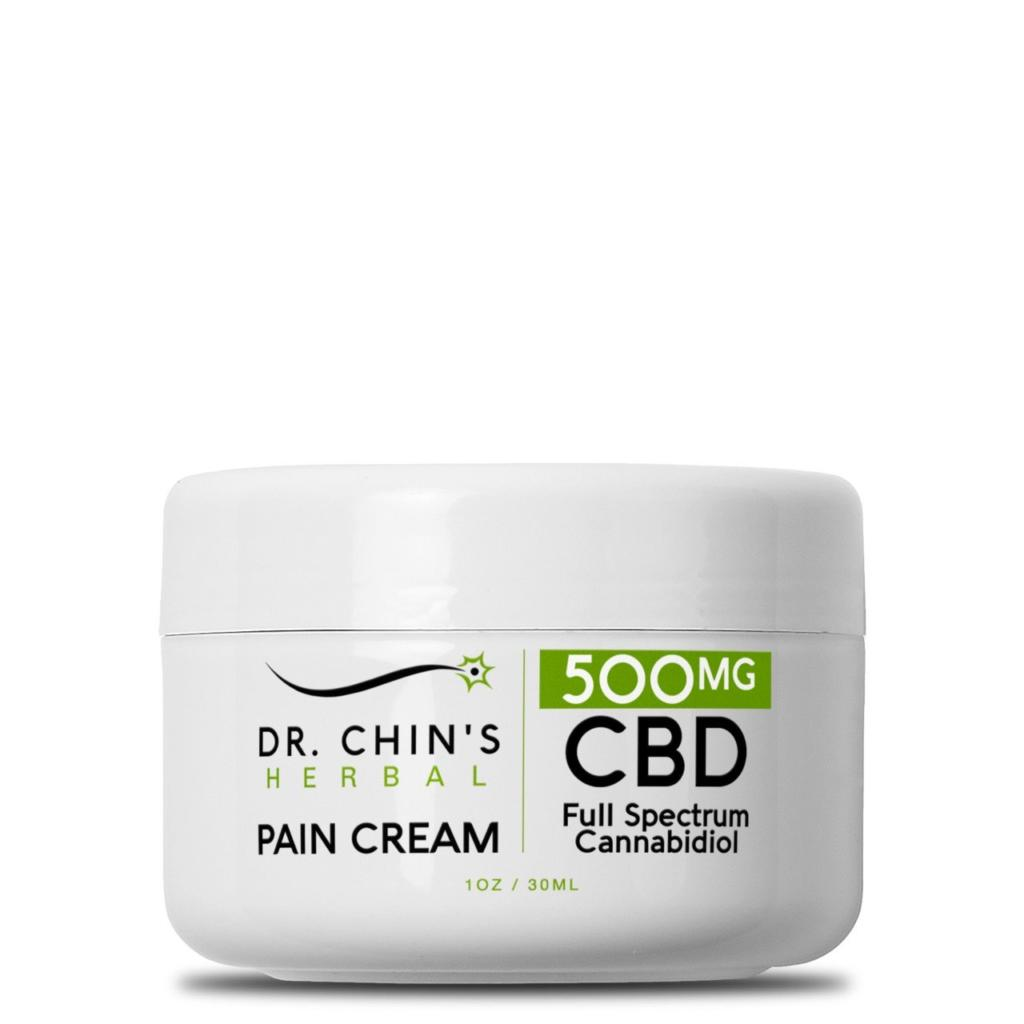 Dr. Chin's Herbal CBD Topical