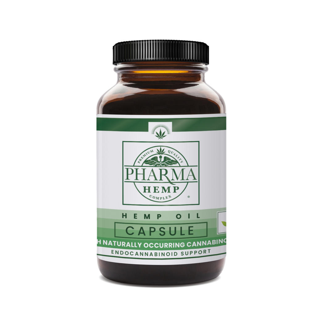 Hemp Health Inc CBD Capsules