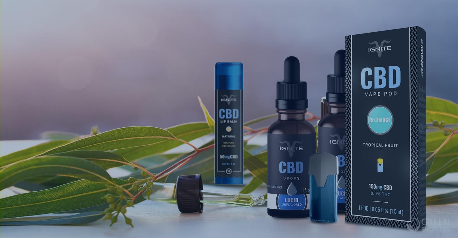 Ignite CBD [All About This Brand] - Greenshoppers