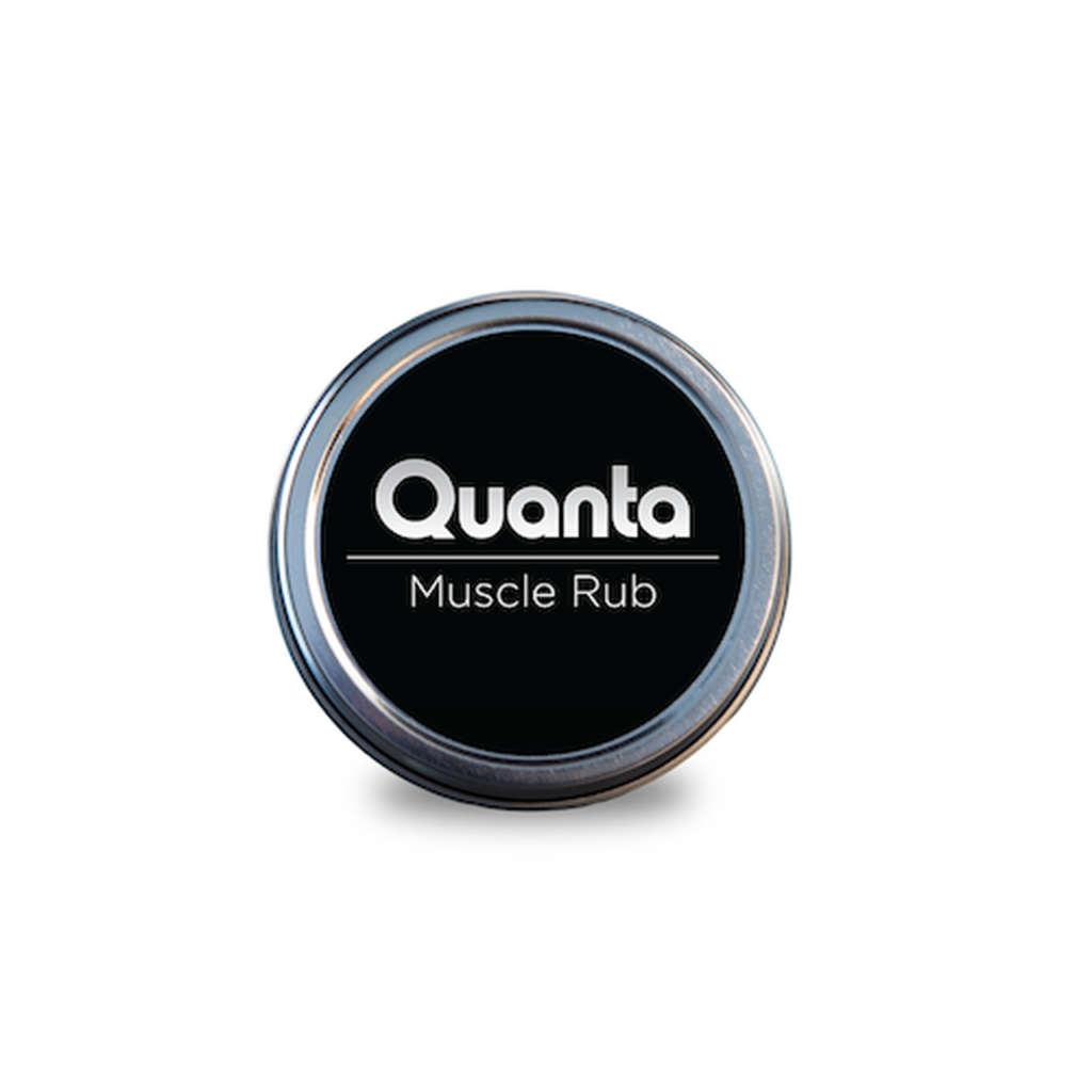 Quanta CBD Topicals