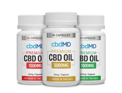 cbdmd cbd oil