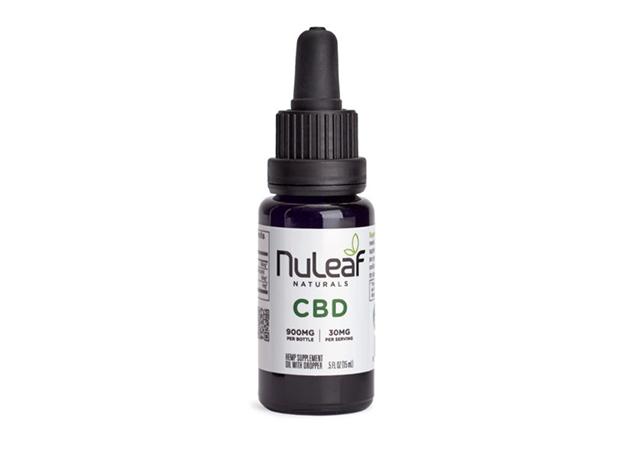 NuLeaf Naturals CBD Oils