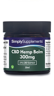 Simply Supplements CBD Balm