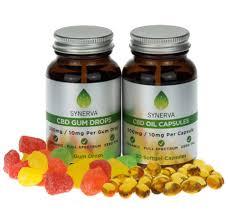 synerva cbd oils