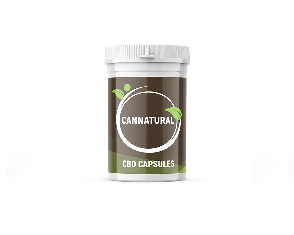 Cannatural CBD Capsules