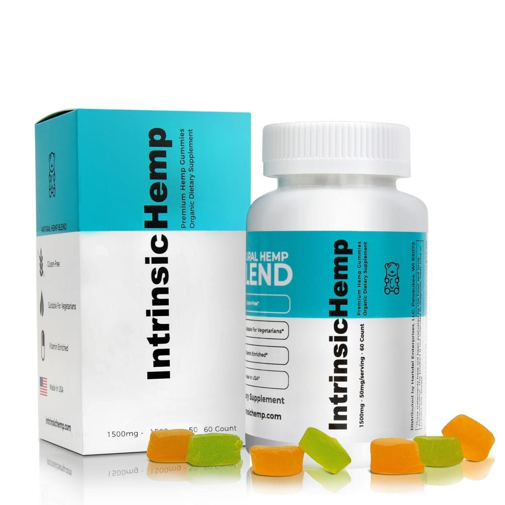 Intrinsic Hemp CBD Gummies