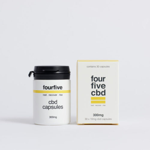 Four Five CBD Capsules