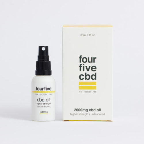 Four Five CBD Oils