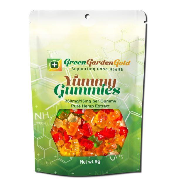 Green Garden Gold CBD Edibles