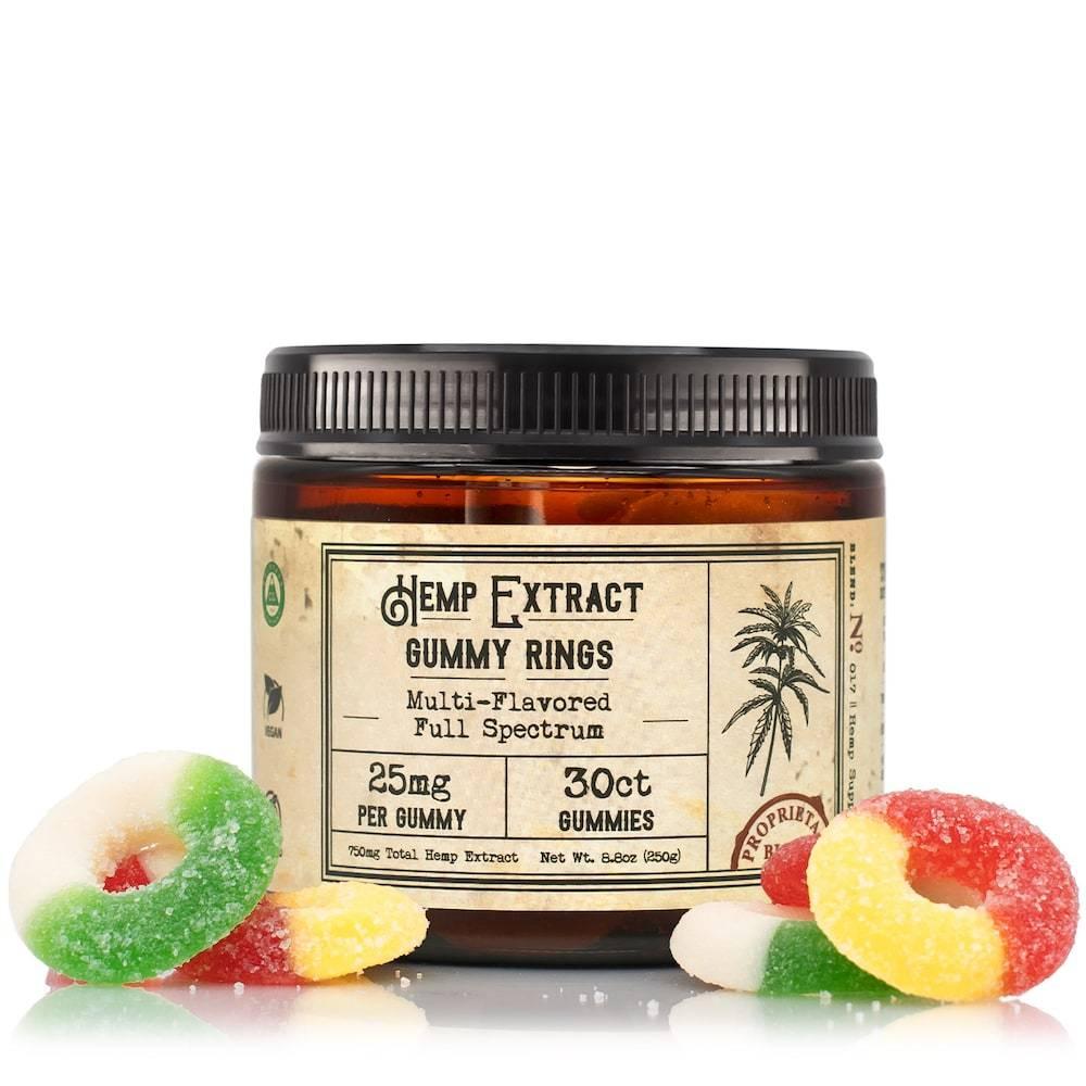 R+R Medicinals CBD Gummies