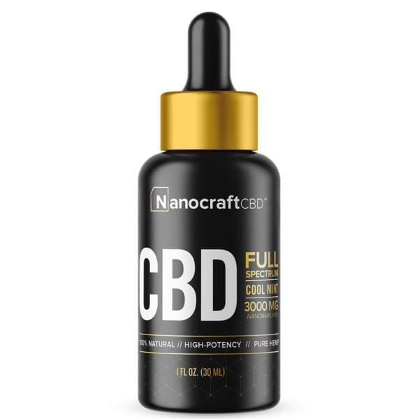 Nanocraft CBD Drops