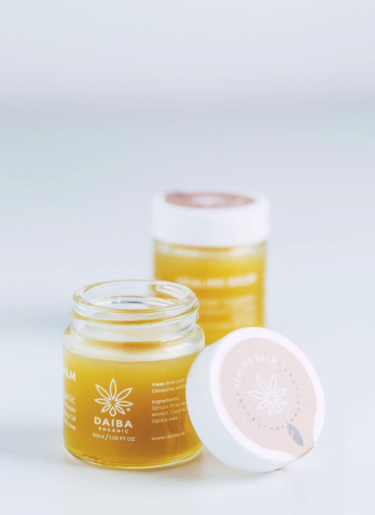 Daiba Organic Natural Skin Care