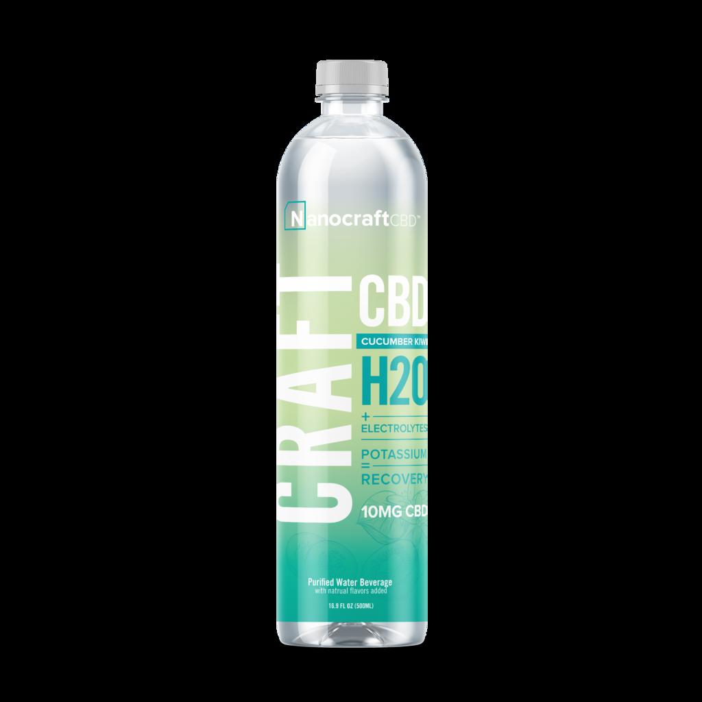 Nanocraft CBD Water