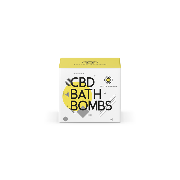 Taylor Mammon CBD Bath Bombs