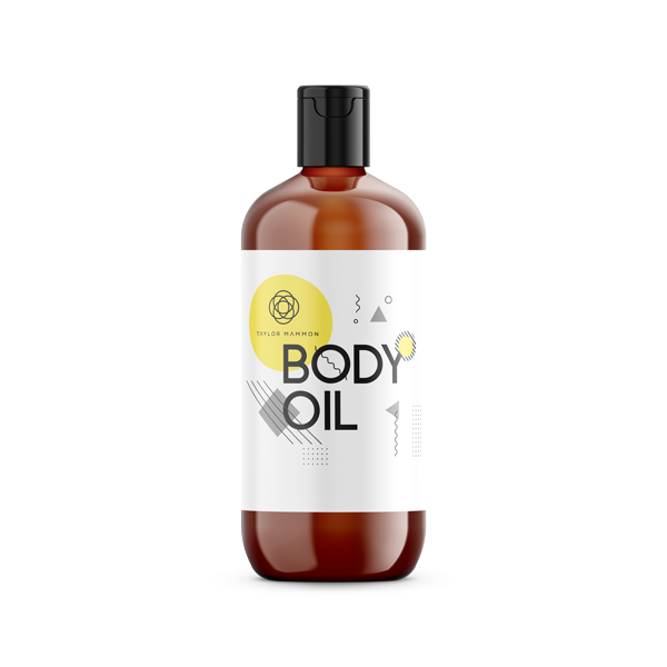Taylor Mammon Body Oil