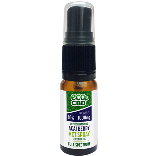 Eco CBD Sprays
