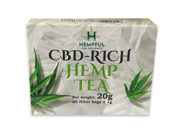 Hempful CBD-Rich Hemp Tea