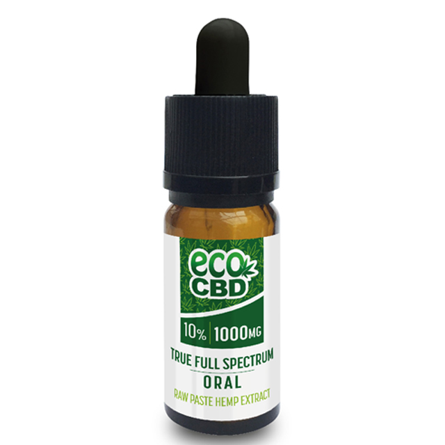 Eco CBD Drops and Tinctures