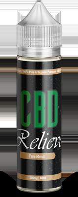 CBD Relieve CBD E-Liquids